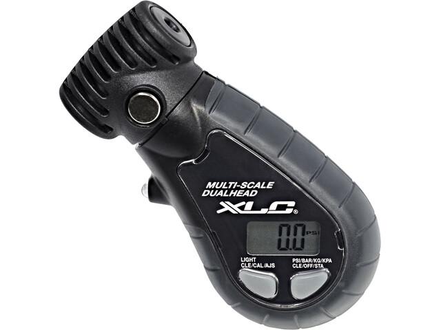 XLC Luchtdrukmeter DV/SV/AV